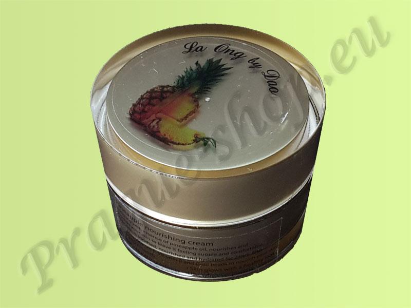 Лечебный ананасовый крем для лица